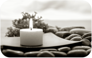bougie méditation